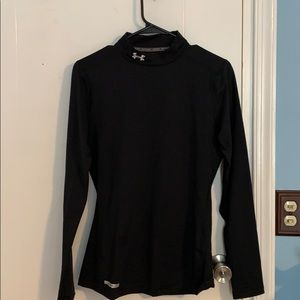 Under armour compression long sleeve shirt